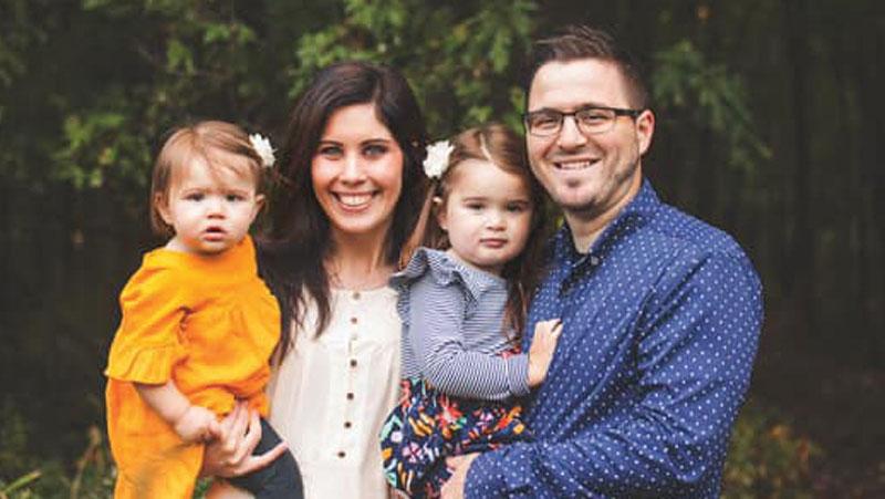 Chris Baney serves as Campus Pastor for Cedar Creek Church Findlay