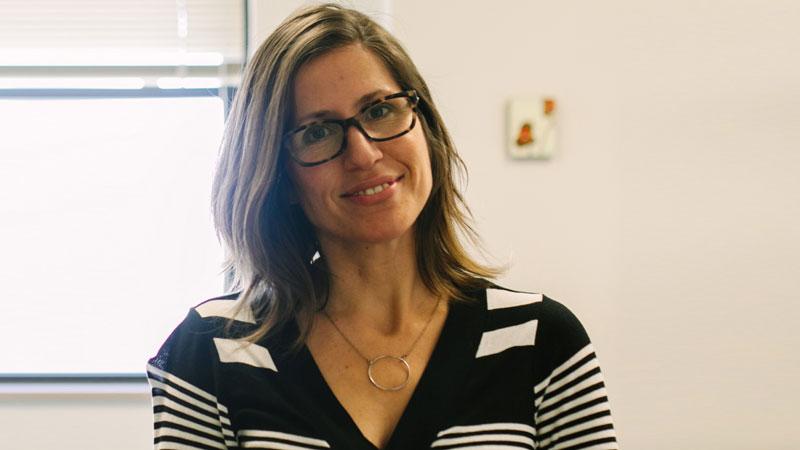 Dr. Jenny Radesky, developmental behavioral pediatrician at the University of Michigan, studies family use of digital technology.