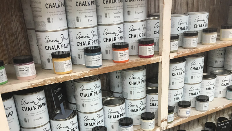 Chalk Paint at Charming Finds