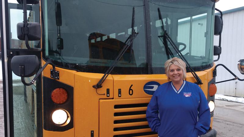 Jan Powell Transportation Specialist at Liberty-Benton Schools
