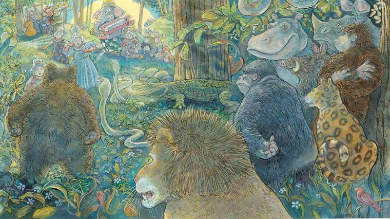 Wildlife Safari at Funday Sunday