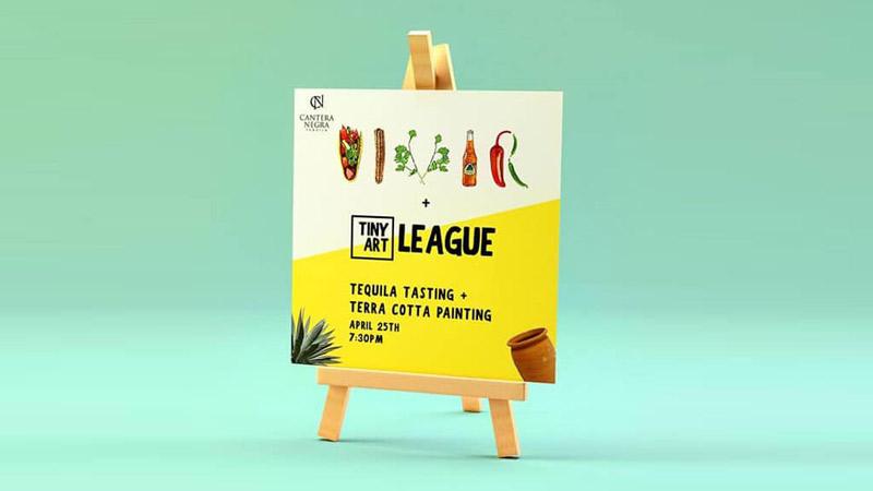 Tiny Art League
